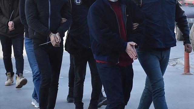 Konyada uyuşturucu satıcılarına operasyon: 36 gözaltı