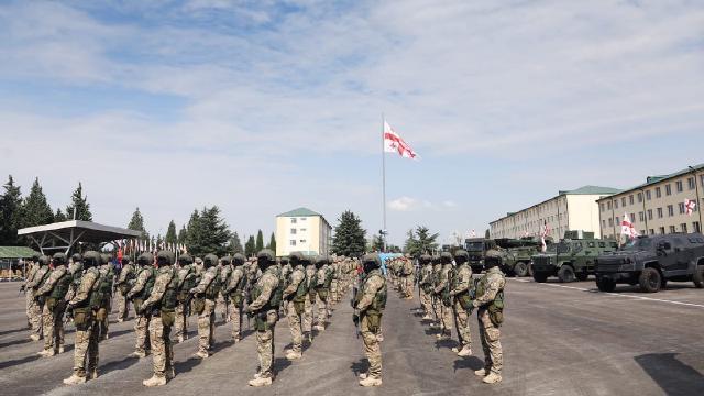 Gürcistan da Afganistandaki askerlerini geri çekecek
