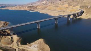 Hasankeyf-2 Köprüsü yarın hizmete girecek