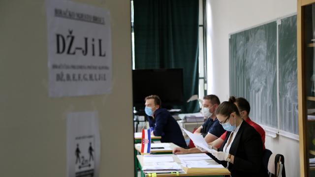 Hırvatistanda yerel seçim 16 Mayısta yapılacak