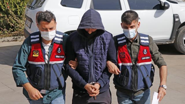 Muğlada hakkında 19 yıl hapis cezası bulunan hükümlü yakalandı