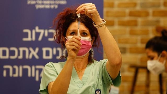 İsrailde açık alanlarda maske zorunluluğu kaldırılıyor