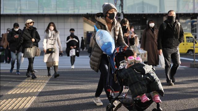 Japonyada OHAL süresi uzatıldı