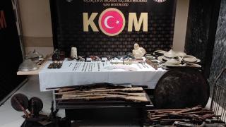 Kastamonu'da kaçakçılık operasyonu: 1 gözaltı