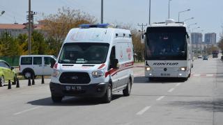 Testi pozitif çıktı, otobüse binince 48 kişi karantinaya alındı