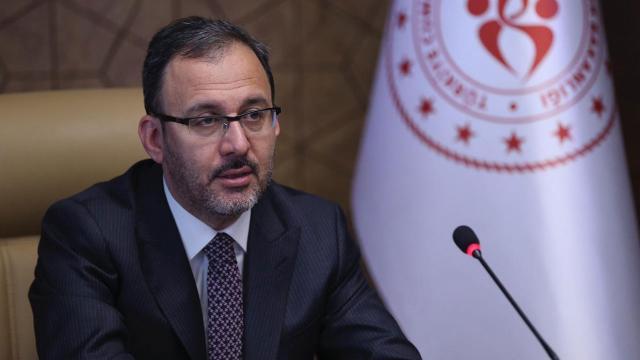 Bakan Kasapoğlundan Altay Bayındıra geçmiş olsun mesajı