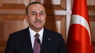 Bakan Çavuşoğlu'ndan Filistin ve Kudüs diplomasisi
