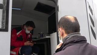 Kastamonu'da mobil PCR araçlarıyla erken tanı sistemi
