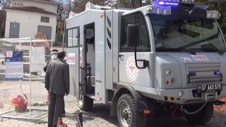 Vaka sayısı artan Kastamonu'da mobil test araçları devrede