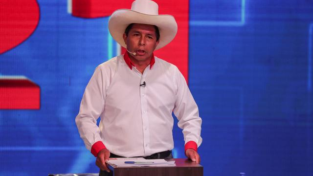 Peruda devlet başkanlığı seçiminin ilk turu tamamlandı