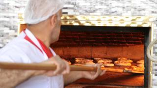 Siirt'te işçilerin zorlu ramazan mesaisi