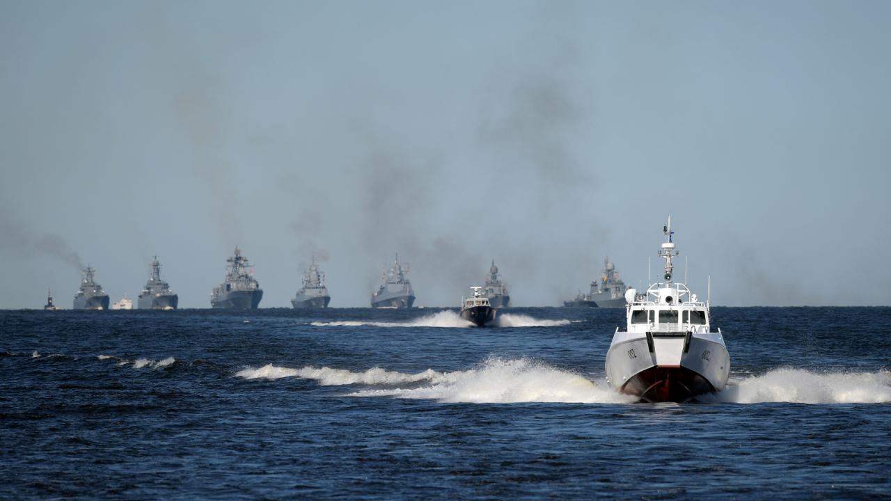 Rus Savunma Bakanlığı Kerç Boğazı yakınlarında askeri tatbikat yapıldığını duyurdu