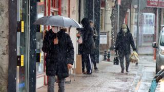 Meteorolojiden bazı bölgelere sağanak uyarısı
