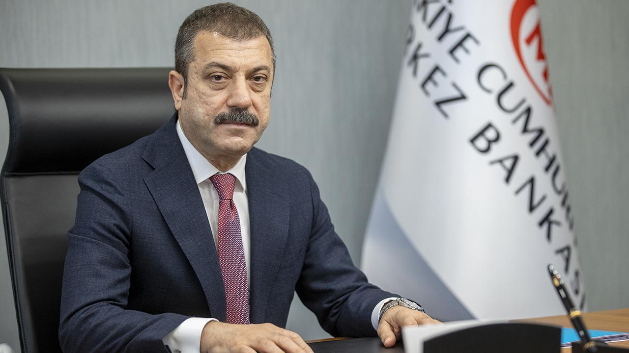 Merkez Bankası Başkanı Kavcıoğlu: Toparlanma eğilimi korundu - Son Dakika  Haberleri