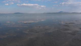 Seyfe Gölü Kuş Cenneti'nin su seviyesi yükseldi