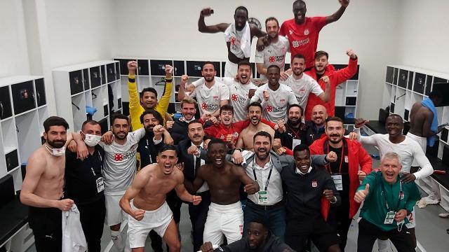 Sivassporun 12 maçtır bileği bükülmüyor