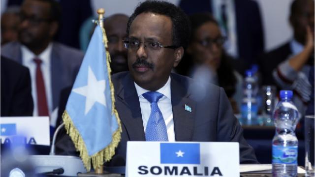 Somali Cumhurbaşkanı Fermacu görev süresini 2 yıl uzatan yasayı onayladı