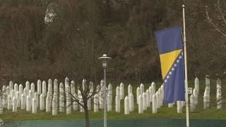Srebrenitsa'da ramazan hüznü