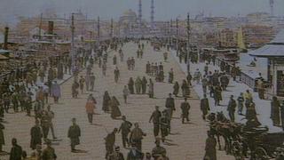 Bir dönem İstanbul'un simgesi: Tarihi Galata Köprüsü