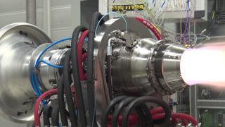Yerli ve milli turbojet füze motoru TEI-TJ300 dünya rekoru kırdı