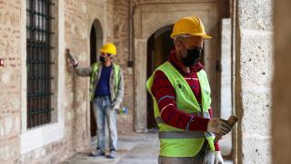 Topkapı Sarayı Harem Dairesi'nin ziyaretçi kapasitesi 3 katına çıkarılacak