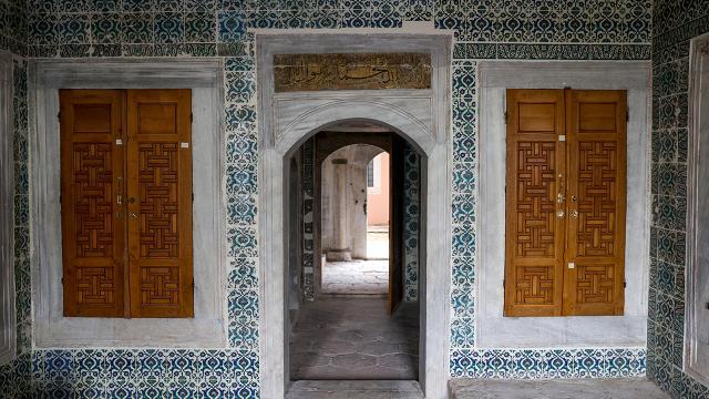 Topkapı Sarayı Harem Dairesinin ziyaretçi kapasitesi 3 katına çıkarılacak