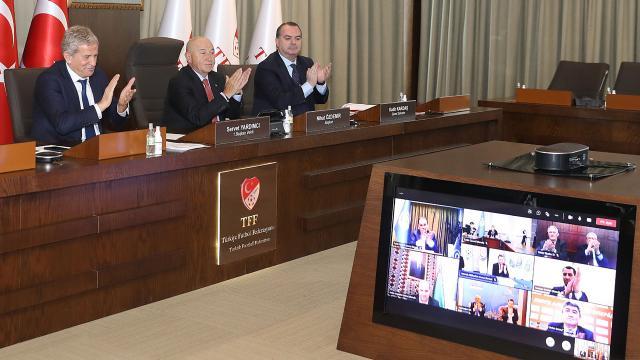 Türk dili konuşan ülkelerden futbolda iş birliği