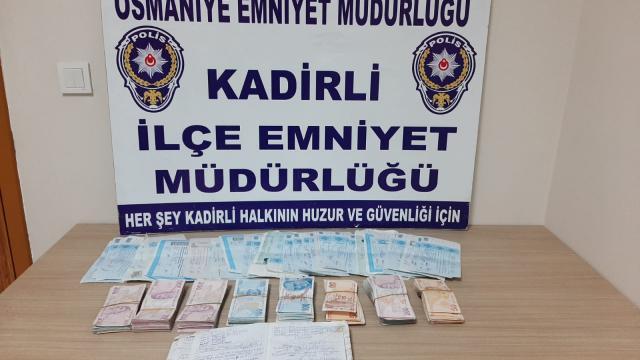 Osmaniyede narkotik ve asayiş denetimleri uygulandı