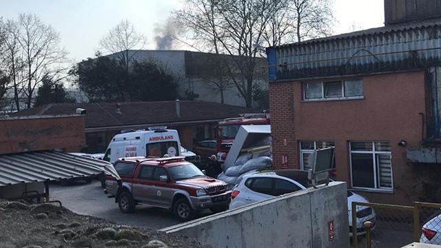 Kocaelide fabrikada kazan patladı: 8 yaralı