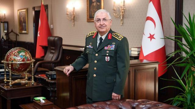Genelkurmay Başkanı Güler, ABDli mevkidaşı ile görüştü