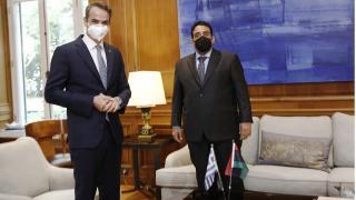 Yunanistan, Libya'yla müzakerelere başlamak istiyor