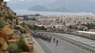 Cumhurbaşkanlığı Türkiye Bisiklet Turu 7. gününde