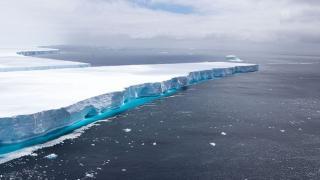 'Dünyanın en büyük buzulu' A68 eriyerek yok oldu