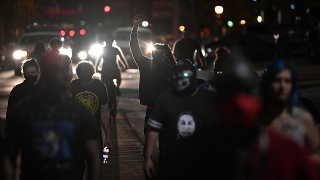 ABD polis şiddeti karşıtı protestolar sürüyor