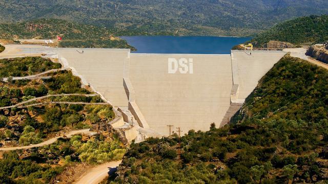 Adnan Menderes Barajından ekonomiye 2,2 milyar liralık katkı