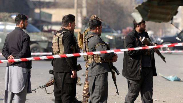 Afganistanda 3 günlük ateşkes sona erdi