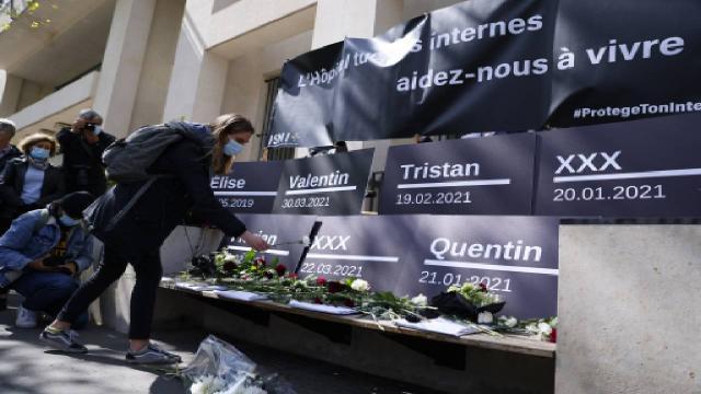 Fransada sağlık çalışanlarından çağrı: Yaşamamıza yardım edin