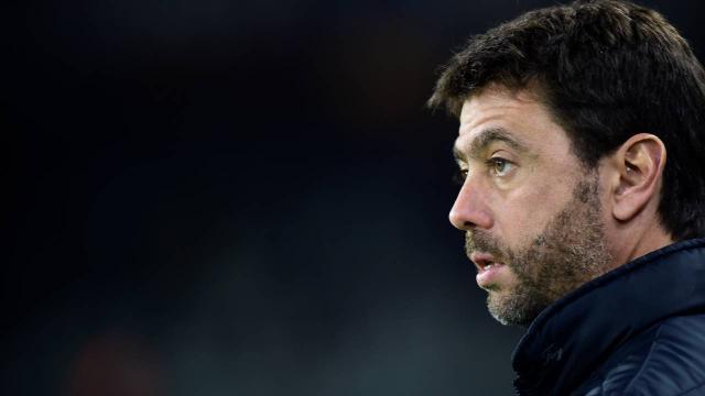 Agnelli, Avrupa Kulüpler Birliği Başkanlığı görevini bıraktı