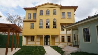 Atatürk'ün Seyit Onbaşı ile görüştüğü 200 yıllık konak müzeye dönüştürüldü