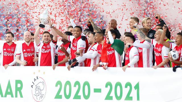 Ajax Hollanda Kupasını son dakikada kazandı