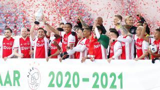 Ajax Hollanda Kupası'nı son dakikada kazandı