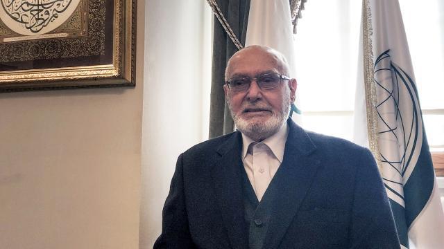 Yazar ve akademisyen Ali Özek vefat etti