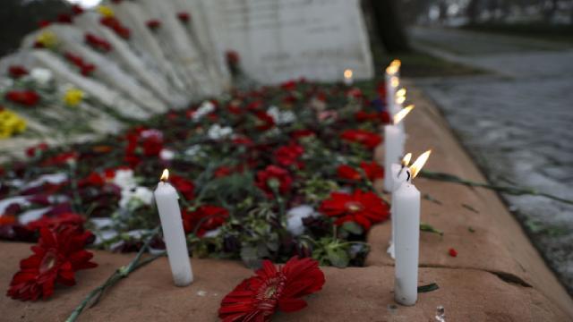 ABDde Indianapolisdeki silahlı saldırıda hayatını kaybedenler anıldı