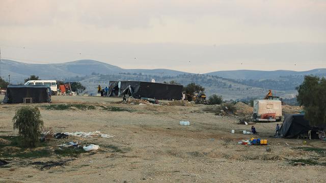 İsrail, Filistin köyü Arakibi 186ncı kez yıktı