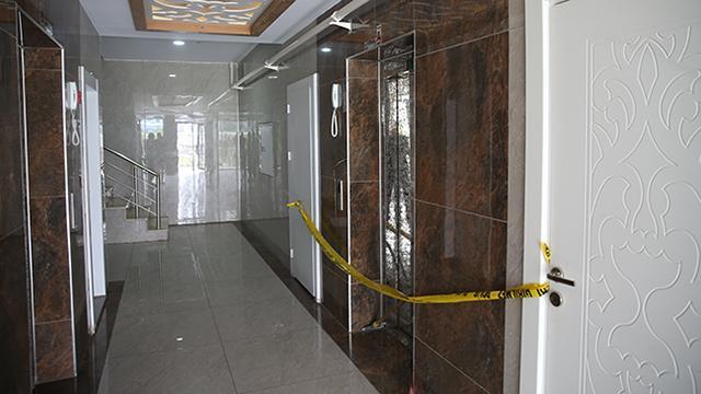 Asansör 11. kattan yere çakıldı: Çocuğunu korumaya çalışan baba ağır yaralandı