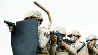 Balistik kalkan BALA KTS-14, Jandarma'ya teslim edildi