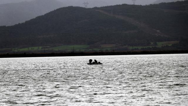 Boludaki Gölköy Barajında su seviyesi yüzde 85e yükseldi