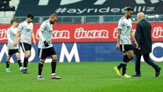 MKE Ankaragücü'nden lider Beşiktaş'a çelme