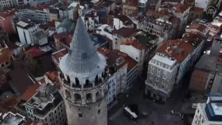 Beyoğlu'nun her metrekaresi dijital ortama aktarıldı
