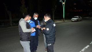 Van, Muş, Hakkari ve Bitlis'te sokağa çıkma kısıtlamasına uyuluyor